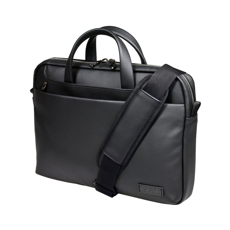 PORT TOP LOADER NOTEBOOK BAG ZURICH BLACK 13/14 INCH 1 YEAR CARRY IN WARRANTY