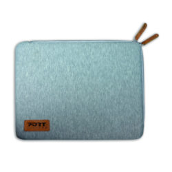 PORT DESIGNS TORINO 13.3′ NOTEBOOK SLEEVE GREY - Platinum Selection