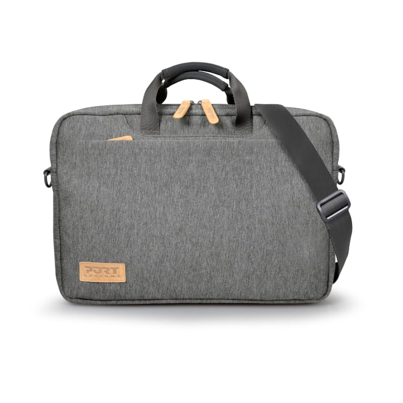 Port Designs TORINO 13.3 Toploading Case Grey - Platinum Selection