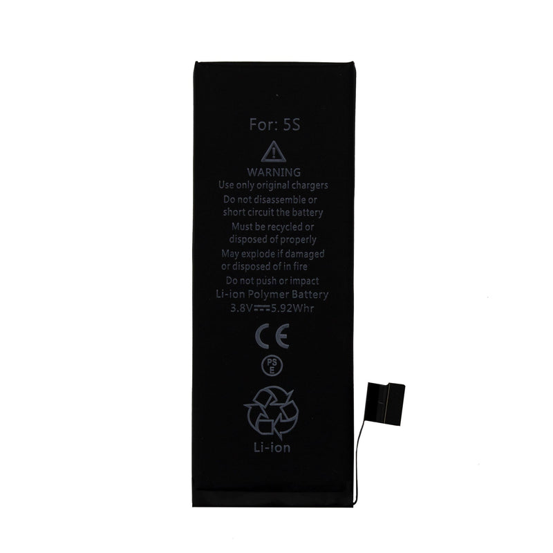 Iphone 5S Replacement Battery - Platinum Selection