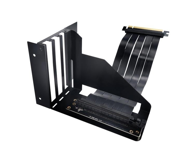 InWin PCI-E Riser Cable & Socket (Iw-Pcie25-Socket)