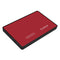 Orico 2.5 USB3.0 External HDD Enclosure - Red - Platinum Selection