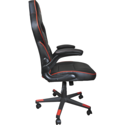 REDRAGON ASSASSIN GAMING CHAIR BLACK AND RED - Platinum Selection