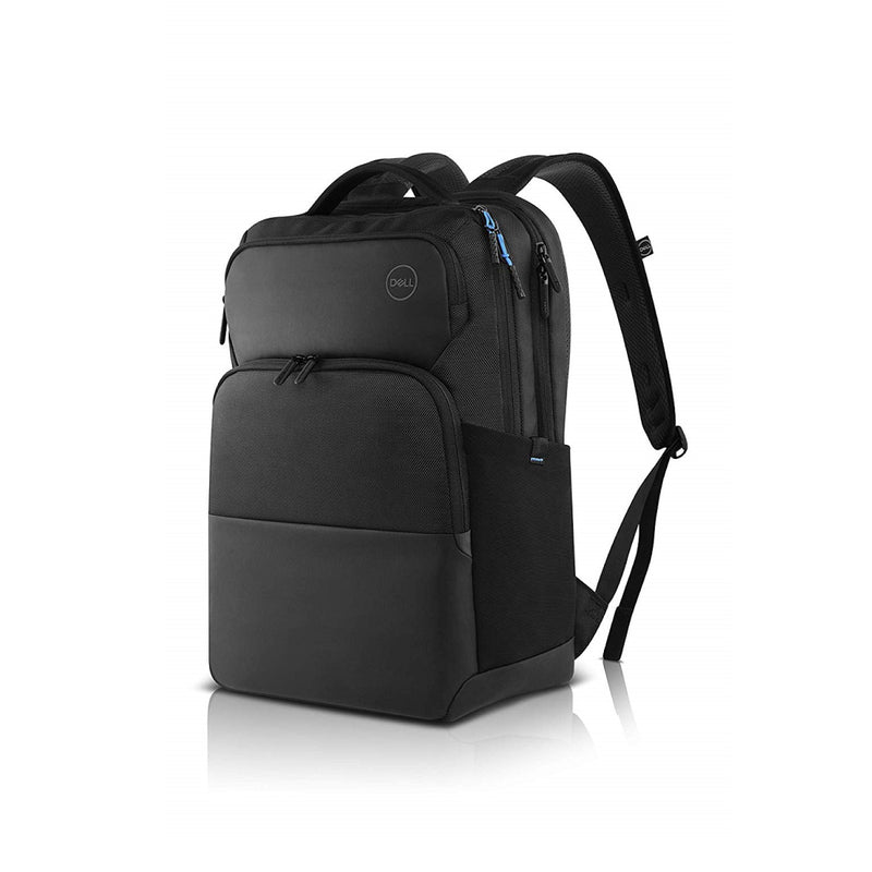 DELL PRO BACKPACK PO1520P BLACK FITS MOST LAPTOPS UP TO 15.6 INCH  WATER RESISTANT 3 YEAR WARRANTY