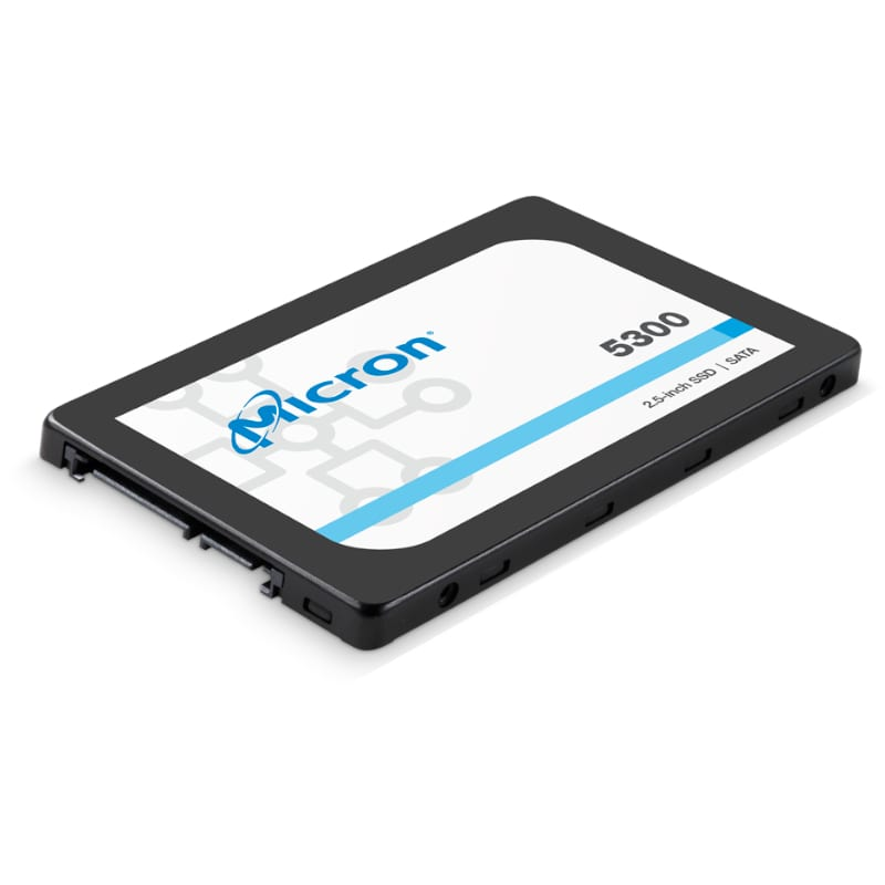 Micron 5300 MAX 1.92TB 2.5 SSD - Platinum Selection