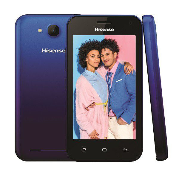 Hisense U605 8GB Single Sim - Blue - Platinum Selection