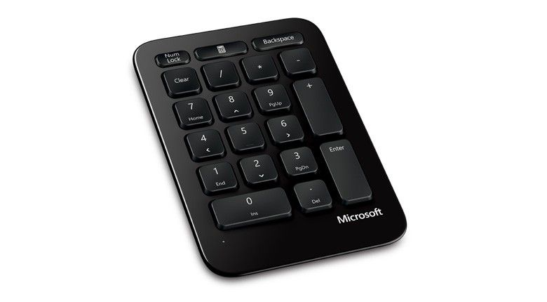 Microsoft Sculpt Ergonomic Desktop Retail Pack - Platinum Selection