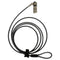 PORT CABLES PORT SECURITY CABLE COMBINATION - NOBLE WEDGE SLOT 1 YEAR CARRY IN WARRANTY