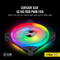 Corsair iCUE QL140 RGB 140mm PWM Single Fan