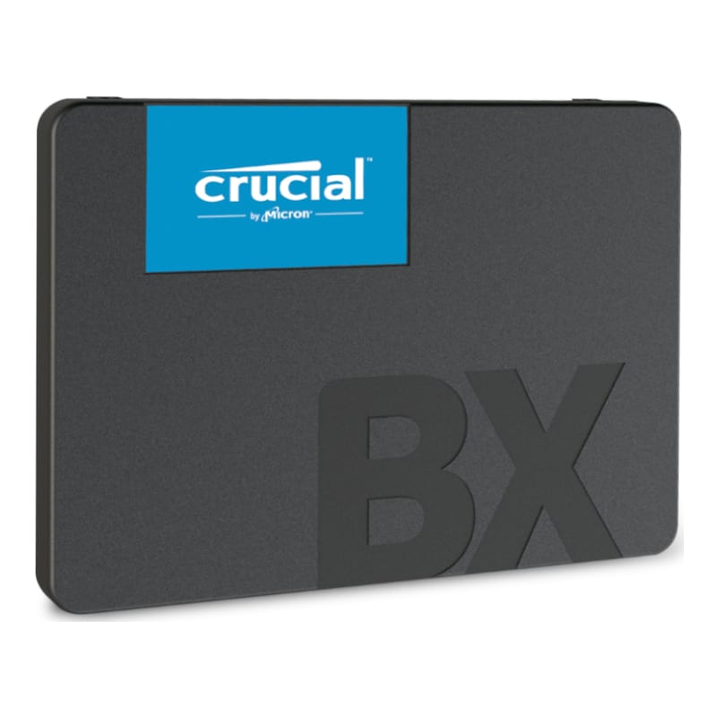 Crucial BX500 480GB 2.5 SSD - Platinum Selection