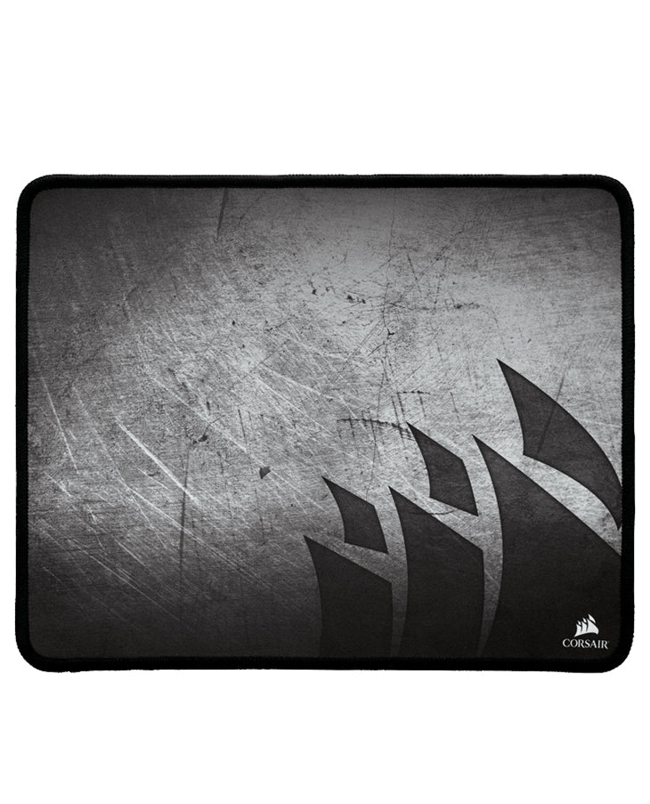 Corsair MM300 Anti-Fray Cloth Gaming Mousepad - Small / 265mm x 210mm x 3mm - Platinum Selection