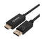 Orico Display Port to HDMI 1.8m Cable - Black - Platinum Selection