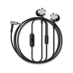 1MORE CLASSIC E1009 PISTON FIT 3.5MM IN-EAR HEADPHONES – SILVER - Platinum Selection