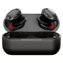 1MORE EHD9001TA TRUE WIRELESS HYBRID-ANC BT IN-EAR HEADPHONES – BLACK - Platinum Selection