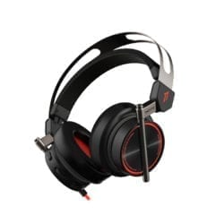 1MORE GAMING H1006 SPEARHEAD VRX 7.1 WAVES NX 3D SOUND USB OVER-EAR HEADSET - Platinum Selection
