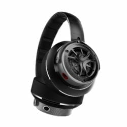 1MORE HIFI H1707 TRIPLE DRIVER HI-RES CERTIFIED 3.5MM OVER-EAR HEADPHONES – SILVER - Platinum Selection