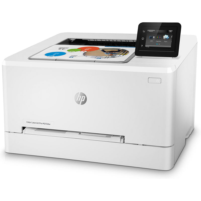 HP Color LaserJet Pro M255dw A4 Colour Laser Printer - Platinum Selection