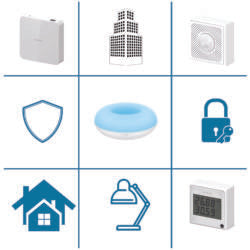 LIFESMART SMART HOME STARTER KIT COMFORT - Platinum Selection