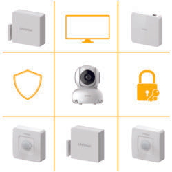 LIFESMART SMART HOME STARTER KIT SECURITY - Platinum Selection