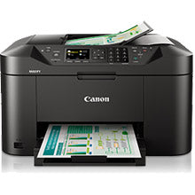 Canon MAXIFY MB2140 A4 Colour Inkjet Multifunction Printer - Platinum Selection