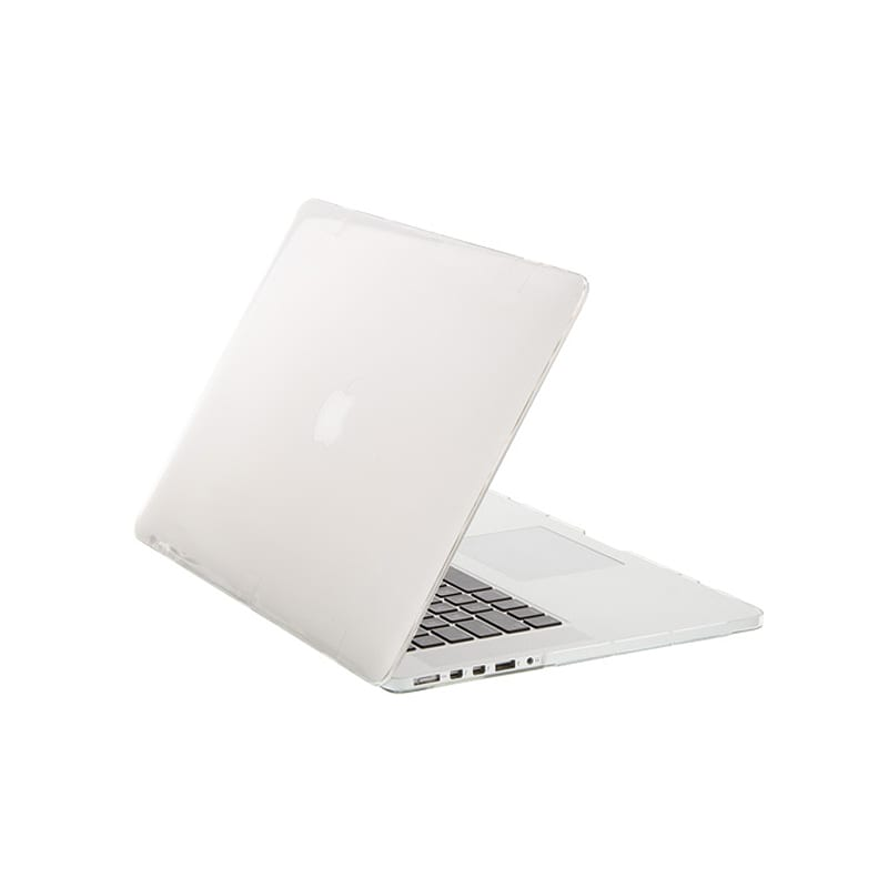 Newertech NuGuard Snap-On Notebook Cover for 15 Macbook Pro with Retina 2012-2015 - Clear