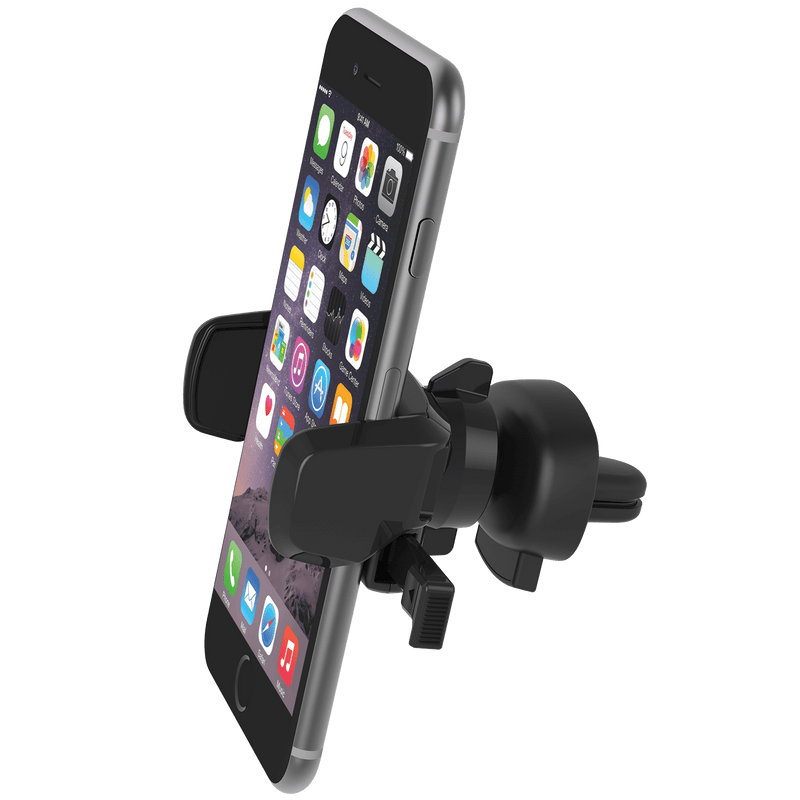 Onetto One Touch Mini Air Vent Mount - Platinum Selection