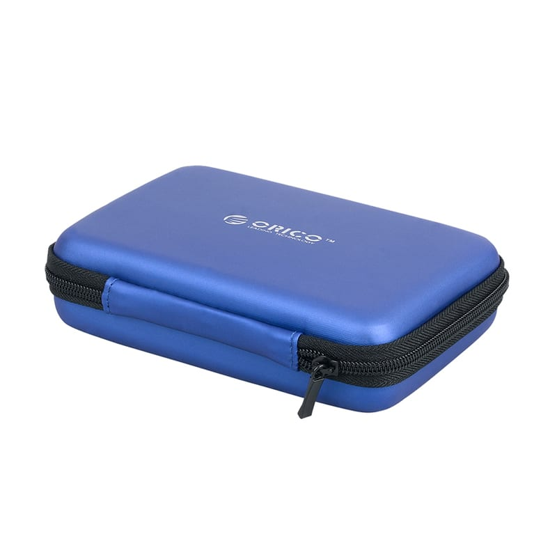 Orico 2.5 Portable Hard Drive Protector Bag - Blue
