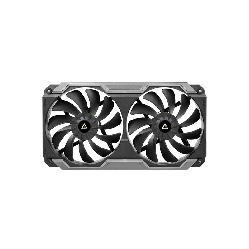 ANTEC PRIZM 2x120mm ARGB LED Fan Matrix - Platinum Selection
