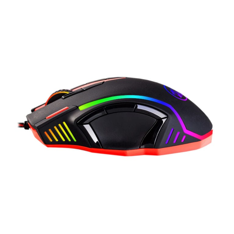 REDRAGON SAMSARA 2 12400DPI GAMING MOUSE – BLACK - Platinum Selection