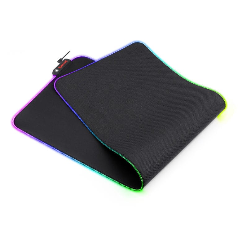 REDRAGON NEPTUNE RGB GAMING MOUSE PAD 800X300X3MM - Platinum Selection