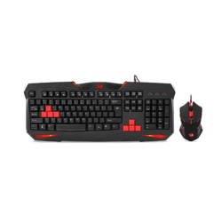 REDRAGON 2IN1 (VAJRA|M601) GAMING COMBO 1 – BLACK - Platinum Selection
