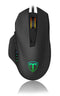 T-Dagger Warrant-Officer 4800DPI 6 Button|180cm Cable|Ergo-Design|RGB Backlit Gaming Mouse - Black/Red - Platinum Selection