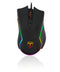 T-Dagger Second Lieutenant 8000DPI 10 Button|180cm Cable|Ergo-Design|RGB Backlit Gaming Mouse - Black - Platinum Selection
