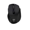 T-Dagger Corporal 2400DPI 6 Button|Wireless|Ergo-Design Gaming Mouse - Black - Platinum Selection