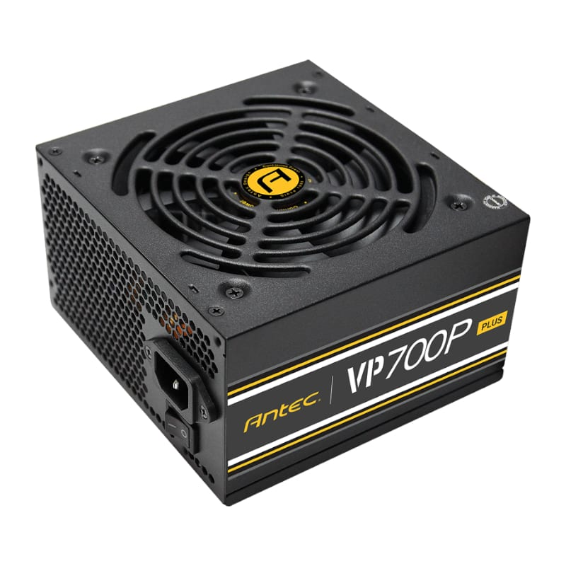 ANTEC VP 700W Plus Non-Modular PSU - Platinum Selection