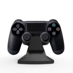 SPARKFOX DUAL CONTROLLER CHARGING STATION BLACK – PS4 - Platinum Selection