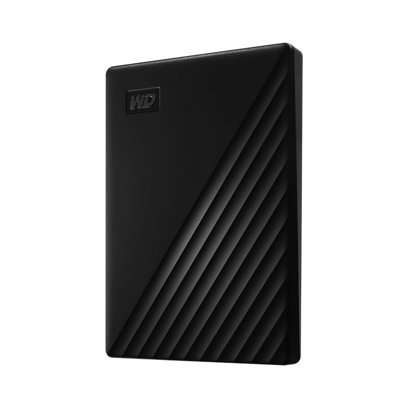 WD MyPassport 2TB 2.5 USB3.0 Black - Platinum Selection