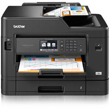 Brother MFC-J2730DW A3 Colour Multifunction Inkjet Printer - Platinum Selection
