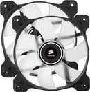 Corsair SP120 White LED 120mm Low Noise High Pressure LED Fan Dual Pack - Platinum Selection