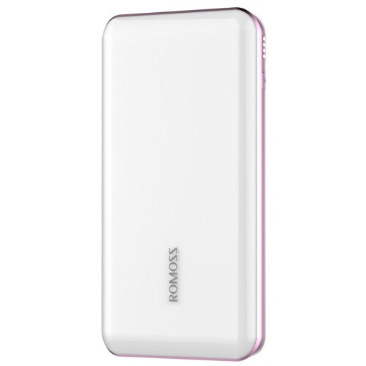 Romoss EP10-301-01 Eternity Pro 10000MAH White - ROSE GOLD Power Bank - Platinum Selection