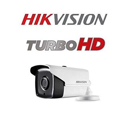 HikVision 8 Ch Turbo HD Kit - Embedded DVR - 4 x HD720P Camera - 40M Night vision - 500GB HD - 100m Cable - Platinum Selection