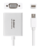 Orico Mini Display Port to VGA Adapter - Silver - Platinum Selection