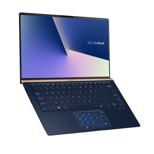 "ASUS ZenBook 14 UX433FA-A5313R, i5-8265U, 8GB, 256GB SSD, 14"", Windows 10 Pro - Platinum Selection"
