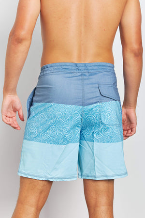 QSSS/ISLAND DAZE Mens Men's Entry Boardshorts