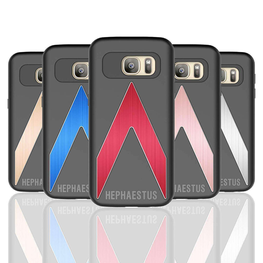 Sentinel Series Triple-Layer Protective Case for Samsung Galaxy S7 - Hephaestus UK