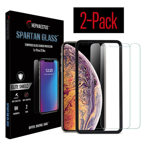 Spartan Glass 9H Tempered Glass Screen Protector for iPhone 6 Plus & iPhone 6S Plus