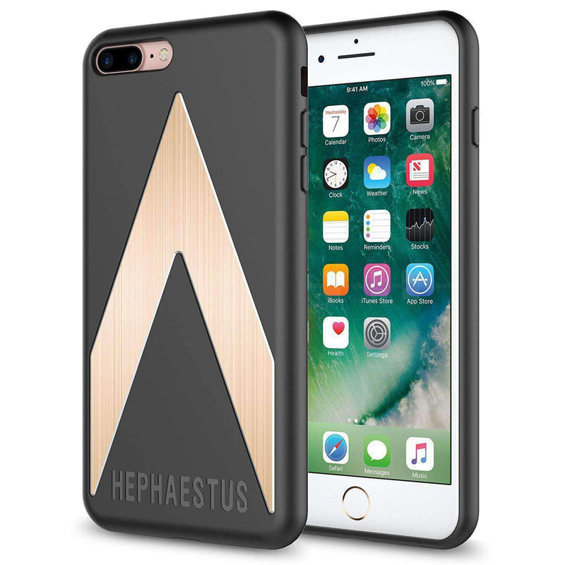 Sentinel Series Triple-Layer Protective Case for iPhone 7 Plus & iPhone 8 Plus - Hephaestus UK