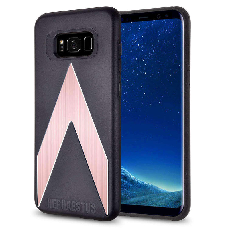 Sentinel Series Triple-Layer Protective Case for Samsung Galaxy S8 Plus - Hephaestus UK