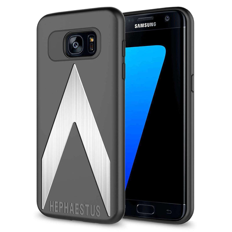 Sentinel Series Triple-Layer Protective Case for Samsung Galaxy S7 Edge - Hephaestus UK