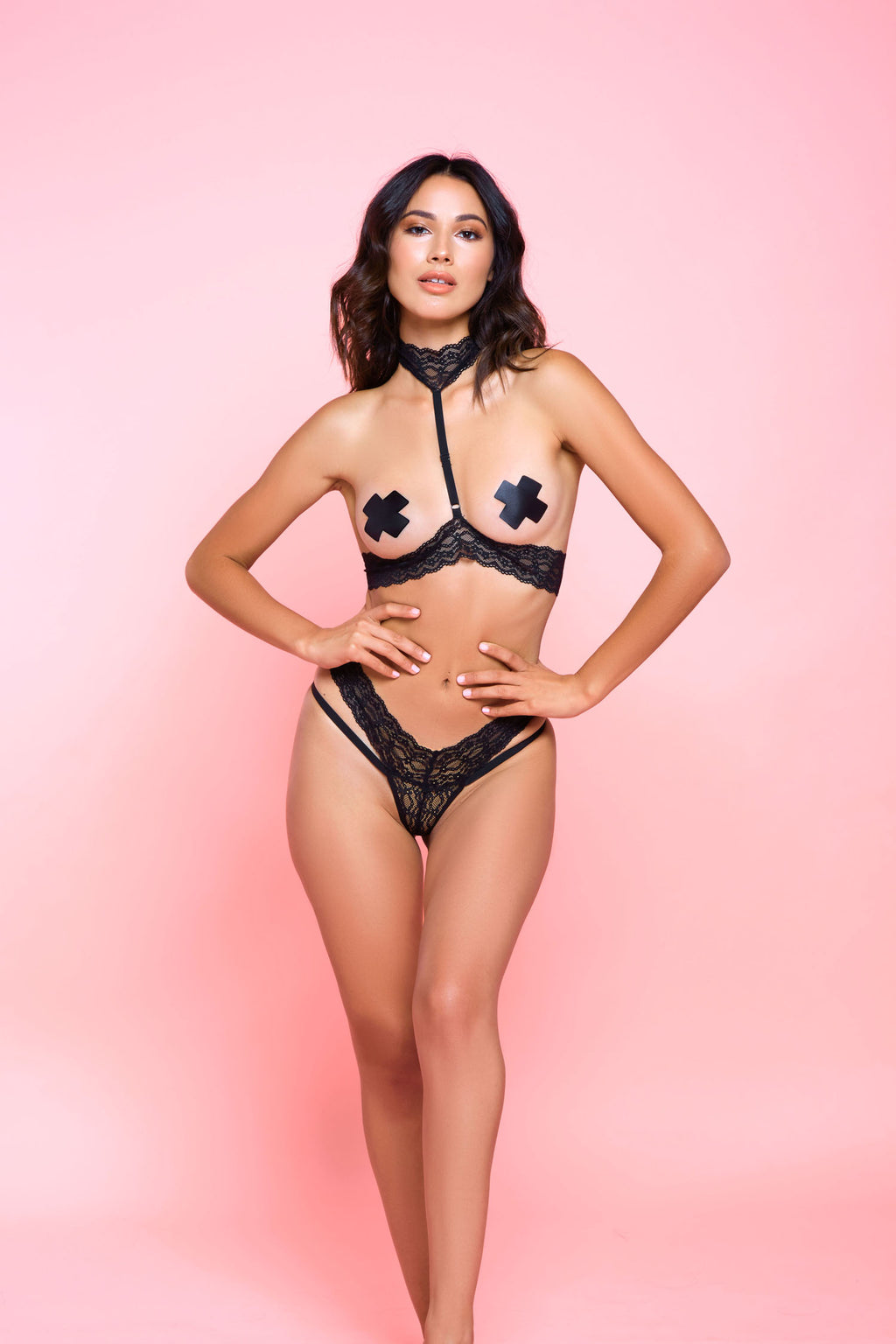 Naughty Me Harness Set